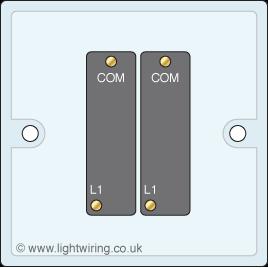 One Way Light Switch Wiring Diagram from www.lightwiring.co.uk