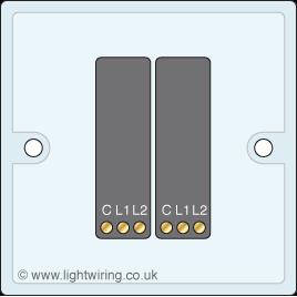 2 Light Switch Wiring Diagram from www.lightwiring.co.uk