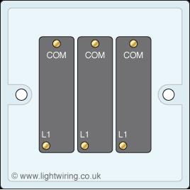 Dimmer Switch Wiring Diagram L1 L2 from www.lightwiring.co.uk
